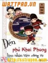 Đến Phủ Khai Phong làm nhân viên công vụ