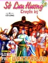 Sở Lưu Hương 1 2 3 - Long Hổ Phong Vân